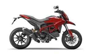 Ducati Hyperstrada 821 2014 Rot