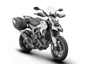 Ducati Hyperstrada 821 2014 Weiss