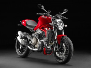 Ducati Monster 796 2014 Rot