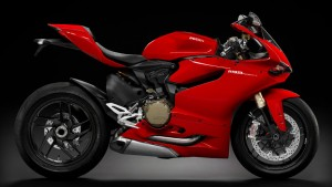 Ducati 1199 Panigale 2014 Rot