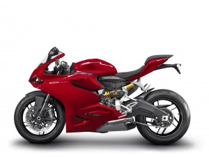 Ducati 899 Panigale 2014 Rot