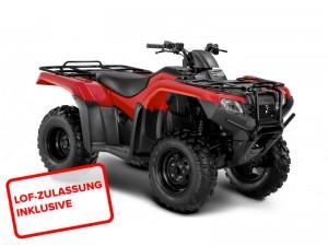 Honda TRX 420 FAD 2013 Rot