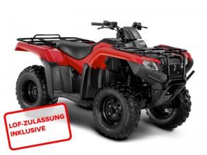 Honda TRX 420 FME 2014 Rot