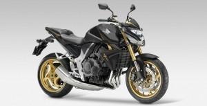 Honda CB 1000 R ABS 2014 Schwarz