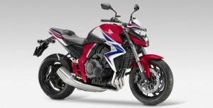 Honda CB 1000 R ABS 2014 tri-color (weiss-rot-blau)