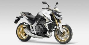 Honda CB 1000 R ABS 2014 Weiss