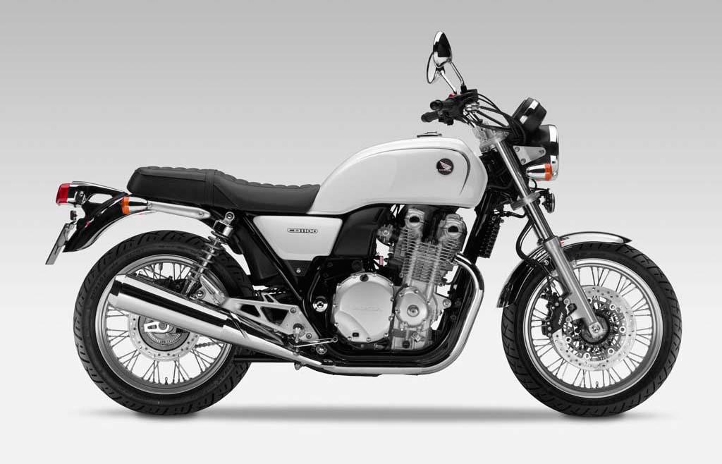 Honda CB 1100 EX ABS 2014 Weiss