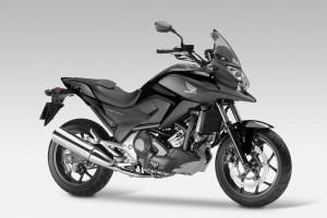 Honda NC 750 X ABS 2014 Schwarz