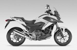 Honda NC 750 X ABS 2014 Weiss