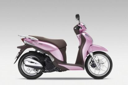 Honda SH 125 Mode 2014 Pink