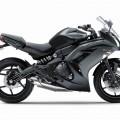 Kawasaki ER 6F ABS 2015 Schwarz