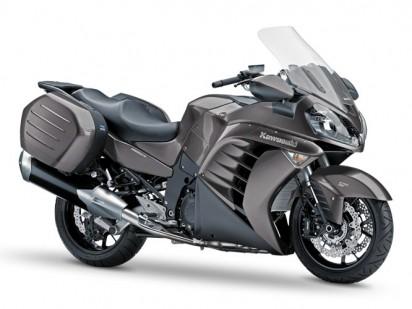 Kawasaki GTR 1400 A 2014 Grau