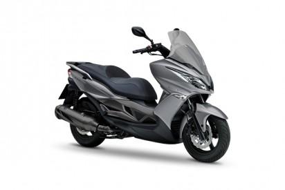 Kawasaki SC 300 J ABS 2014 silber
