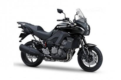 Kawasaki Versys 1000 ABS 2014 Schwarz