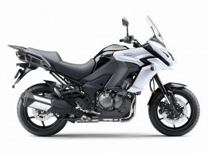 Kawasaki Versys 1000 ABS 2015 Weiss