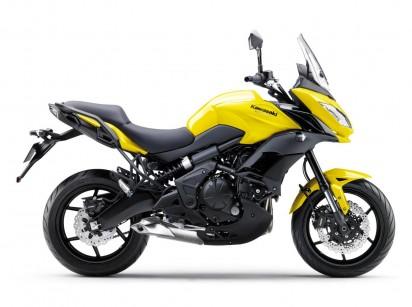Kawasaki Versys 650 ABS 2015 Gelb