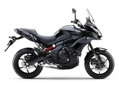 Kawasaki Versys 650 ABS 2015 Schwarz