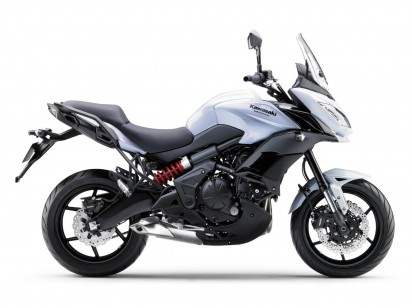 Kawasaki Versys 650 ABS 2015 Weiss