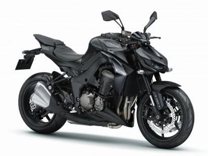 Kawasaki Z1000 ABS 2015 Grau