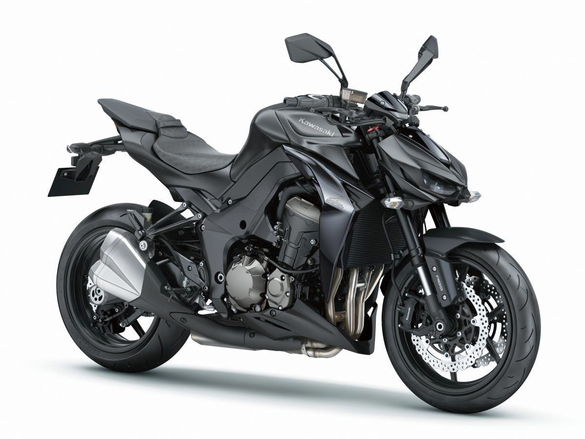 Kawasaki Z1000 ABS 2015 In Schwarz Bei Road Monkeys Kaufen O Finanzieren