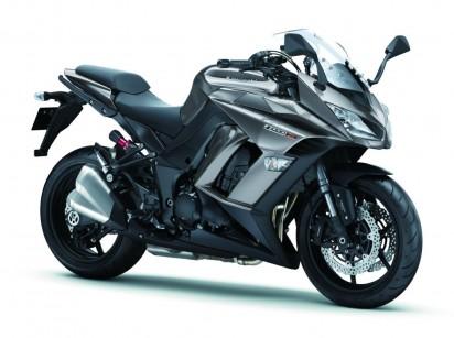 Kawasaki Z1000 SX ABS 2015 Grau