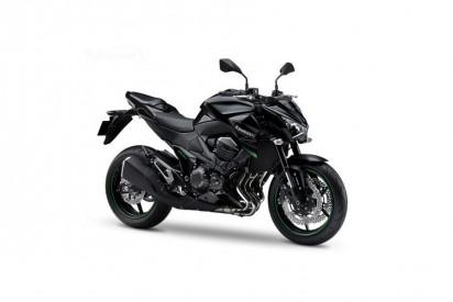 Kawasaki Z800 -ABS 2014 Schwarz