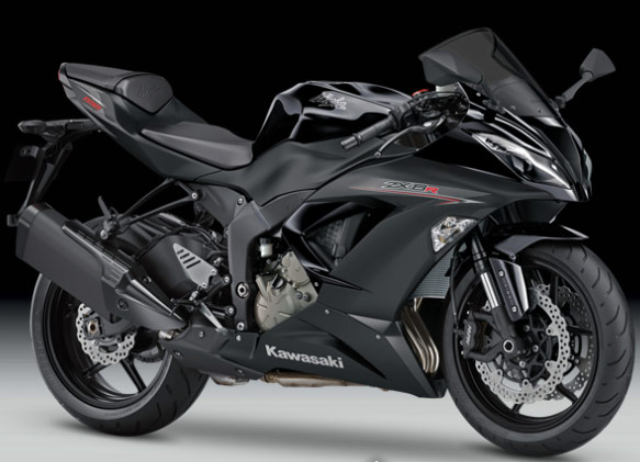 Kawasaki Ninja ZX 6R ABS 2014 In Schwarz Bei Road Monkeys Kaufen O Finanzieren