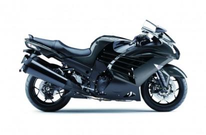 Kawasaki ZZR 1400 A 2015 Grau