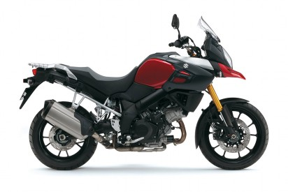 Suzuki DL 1000 V-Strom ABS - New Model 2015 Rot