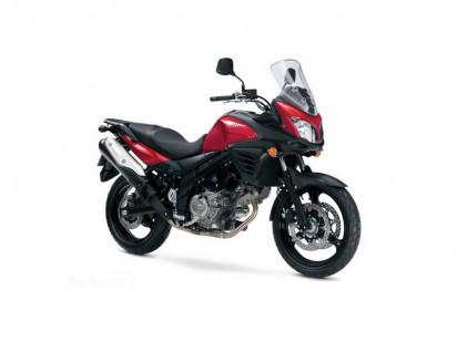 Suzuki DL 650 V-Strom ABS 2014 Rot