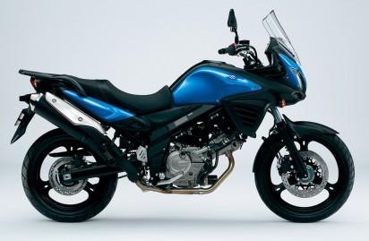 Suzuki DL 650 V-Strom ABS 2015 Blau
