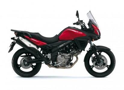 Suzuki DL 650 V-Strom ABS 2015 Rot
