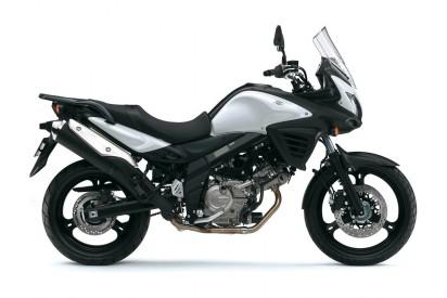 Suzuki DL 650 V-Strom ABS 2015 Weiss