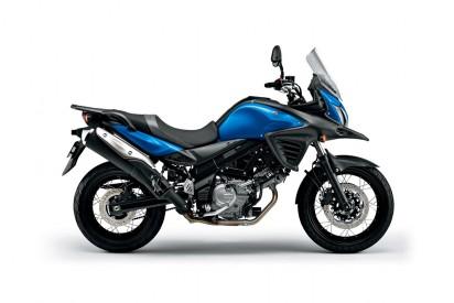 Suzuki DL 650 V-Strom XT ABS 2015 Blau