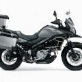 Suzuki DL 650 V-Strom XT ABS 2015 Grau