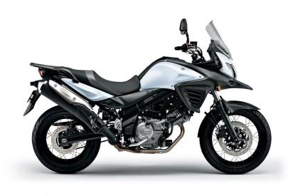 Suzuki DL 650 V-Strom XT ABS 2015 Weiss