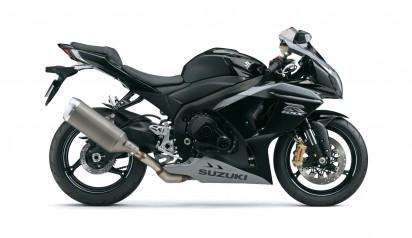 Suzuki GSX-R 1000 L4 2014 schwarz-grau