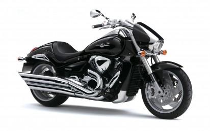 Suzuki VZR 1800 L4 M1800R 2014 Schwarz