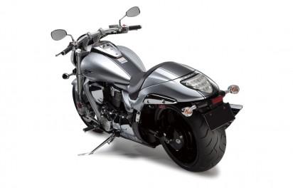 Suzuki VZR 1800 L4 M1800R - Special Edition 2014 silber-schwarz