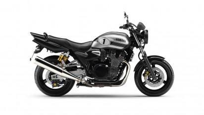 Yamaha XJR 1300 2013 silber
