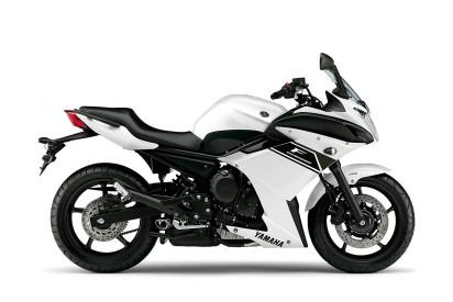 Yamaha XJ 6F 2013 Weiss