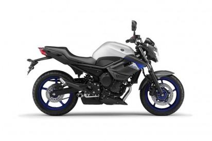 Yamaha XJ 6N ABS 2014 Race-Blau
