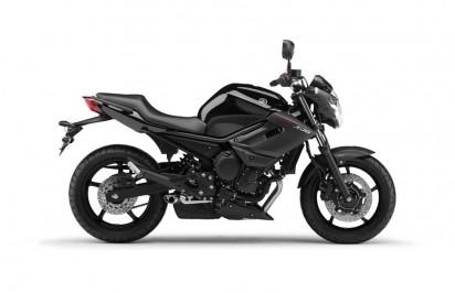 Yamaha XJ 6N ABS 2014 Schwarz