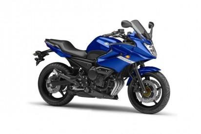 Yamaha XJ 6S 2011 Blau