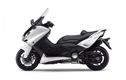Yamaha XP 500 T-max 530 ABS 2014 Weiss