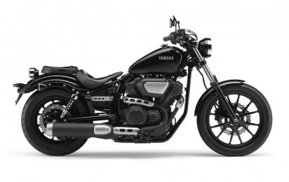 Yamaha XV 950 A - New Sport Heritage ABS 2014 Schwarz