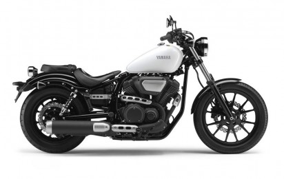 Yamaha XV 950 A - New Sport Heritage ABS 2014 Weiss