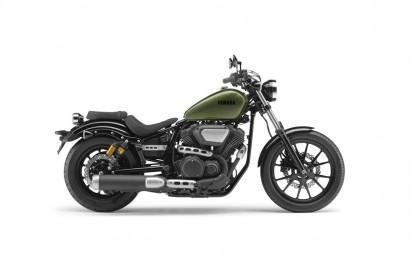 Yamaha XV 950 A - New Sport Heritage ABS 2014 Gruen