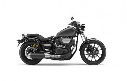 Yamaha XV 950 A - New Sport Heritage ABS 2014 Matt-Grau
