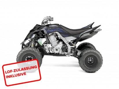 Yamaha YFM 700 RSE Raptor Special Edition 2014 Blau